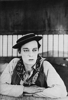 Buster Keaton, Go West.