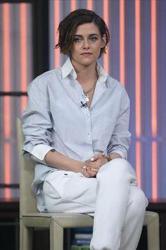 PHOTOS Kristen Stewart est de retour à son style androgyne