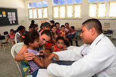 Prefeitura de Boa Vista leva atendimento médico aos moradores do Conjunto Cruviana #pmbv #prefeituraboavista #roraima #boavista #saúde #saude