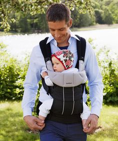 bd5e53c790b BabyBjorn Comfort Carrier (front-only soft structured carrier)
