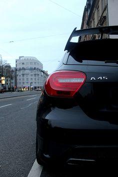 A45 AMG Edition One