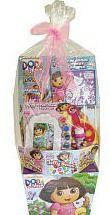 Toys R Us: Dora or SpongeBob Easter Basket $6.99 + FREE Ship (with ShopRunner)