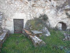 Casas de San Galindo. Bodegas