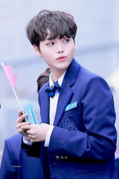 produce x 101 discovered by caroz on We Heart It Cute Boys, Cute Babies, Im Proud Of You, Boys Over Flowers, Produce 101, Starship Entertainment, Kpop Boy, Holidays And Events, Boy Bands