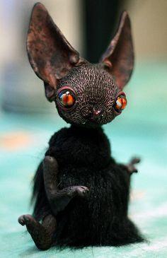 bat creature   Flickr