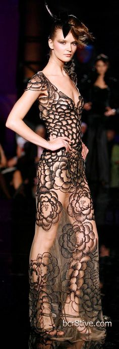 Haute Couture Evening Gowns by Fausto Sarli