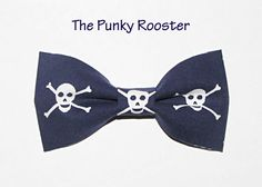 Items similar to Navy and White Skulls Bow Tie, Clip on Bow Tie, Boys Bow Tie, Pirates on Etsy Clip On Bow Ties, Boys Bow Ties, Tie Clip, Dapper Day Disneyland, Navy And White, Skulls, Bows, Trending Outfits, Unique Jewelry