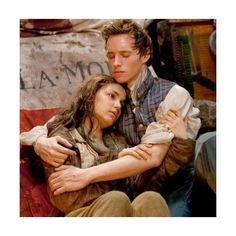 """ ~Julie Jordan, ""What's the Use o. Sad Movies, I Movie, Daniel Huttlestone, Julie Jordan, Another Period, Les Miserables 2012, Sacha Baron Cohen, Theatre Geek, Theater"