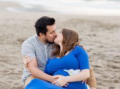 Hayley & Edwardo: Baker Beach Maternity Session – www.typentecostphotography.com