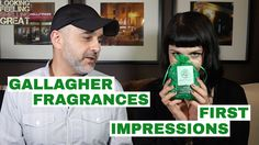 Gallagher Fragrances First Impressions + 2 Sample Sets USA Giveaway