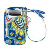 All in One Wristlet | Vera Bradley.         #lovin'