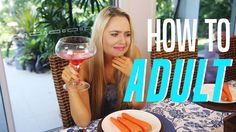 Is society pressuring you to become a real adult? Well in this video I give you all the life hacks into tricking people into thinking you're an adult. Alcoholic Drinks, Paris, People, Montmartre Paris, Alcoholic Beverages, Paris France, People Illustration, Alcohol, Folk