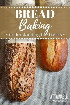 Novice bread bakers need to understand the simple difference between a quick bread and a yeast bread before diving in to making bread from scratch. Easy Keto Bread Recipe, Best Keto Bread, Healthy Bread Recipes, Lowest Carb Bread Recipe, Easy Cake Recipes, Real Food Recipes, Keto Recipes, Yummy Food, Keto Bread Coconut Flour