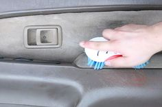 Clean A Dirty Car With This Nontoxic DIY Spray