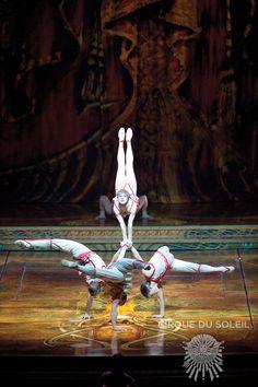 Zarkana Videos and Photos | Cirque du Soleil | Acrobats