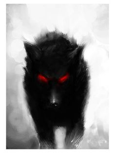 BEAST isn't your typical werewolf book. The BEAST isn't an alpha, but a girl, rather known within her pack as Rachel Bluemoon, she is loved inside her pack, bu. Anime Wolf, The Beast, Fantasy Creatures, Mythical Creatures, Dark Fantasy, Fantasy Art, Fantasy Wolf, Fenrir Tattoo, Tattoo Wolf