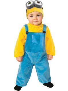 Disfraz de Bob Minion para bebé | Comprar online  sc 1 st  Pinterest & Childs Despicable Me Minion Dave Costume ($16) found on Polyvore ...