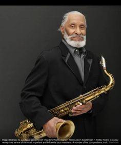 Sonny Rollins... Great Jazz Sax
