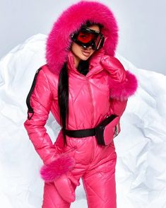 Snow Outfits For Women, Winter Mode Outfits, Winter Fashion Outfits, Cute Outfits, Ski Outfits, Ski Fashion, Sport Winter, Winter Suit, Winter Gear