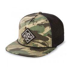 Dakine Classic Diamond Hat - Camo   Black Gorras f07d6ea4d57e