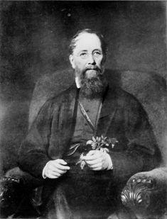 John Lindley, botanist, orchidologist