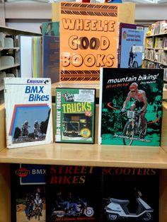 Wheelie Good Books