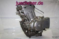 Honda CB 500 PC 26 Motor 46381km