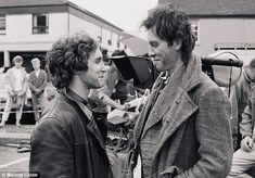 Unseen images of cult classic Withnail And I Withnail And I, Paul Mcgann, Unseen Images, State Of Grace, Scene Photo, Jimi Hendrix, Beautiful Images, Actors & Actresses, Behind The Scenes