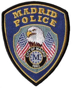 Madrid PD Iowa