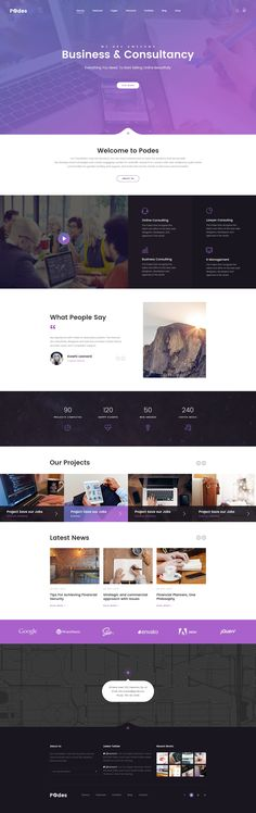 Podes | Responsive Multi-Purpose PSD Template is a clean and trendy PSD Template designed with Grid-Based Approach. Can be used for a lot of type of websites, like modern corporative pages, Studio, Business, Freelancer, Designer, Portfolio, Photography, Law Firm, Interior Design, Architecture, Video, Magazine, Blogs, Shops, and trendy personal pages.