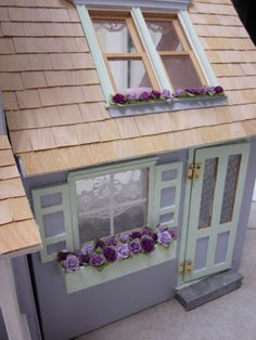 La Grande Maison-The Greenleaf Garfield Dollhouse: Greenleaf Corona Concept's Laurel/Primrose Dollhouse: A Vermont Vacation Home for Vera-My Newest Dollhouse