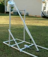 How to build trebuchets- great site with multiple plans for building them from tabletop size to large