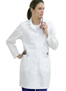 Lab Coats 8723 J-Pocket Lab Coat
