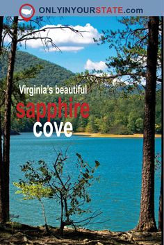 Just a quick drive from Roanoke, Carvins Cove is a must-see if you're a fan of sapphire blue waters and gorgeous scenery. Virginia Vacation, Hiking In Virginia, Virginia Mountains, Norfolk Virginia, West Virginia, Virginia Beach, Vacation Places, Vacation Spots, Greece Vacation