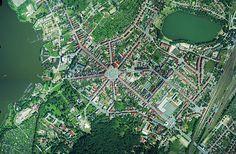Luftbild Neustrelitz
