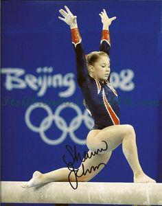 Shawn Johnson, Olympics 2008