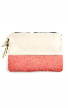 Lizzie Fortunato Poppy Safari Clutch