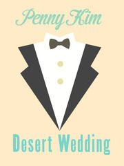 Desert Wedding by Penny Kim