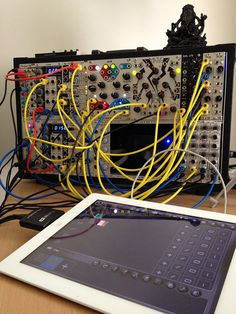 How To Patch A Simple Modular Synth