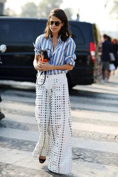 TheChicWay: INSPIRATIONS | LEANDRA Medine SUMMER LOOKS