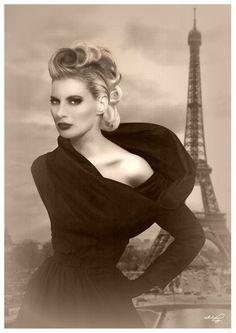 Sarah Atereth The Legend Of Paris www.thesarah.com