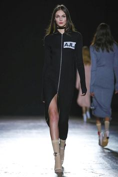 Au jour le jour Fashion Show Ready To Wear Collection Fall Winter 2016 in Milan