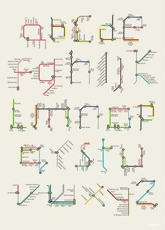 P Alphabet Design 1000+ images about Graphics- Harry Beck on Pinterest | Harry Beck ...
