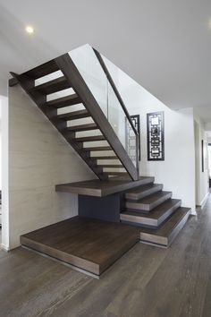 Platform Stair | Victorian Ash | Slattery U0026 Acquroff Stairs |  Stairking.com.au