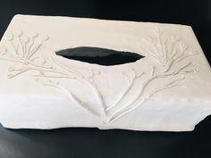 Masca pentru cutia de servetele din portelan rece – Daniela's Art of Hobby Diy, Bricolage, Do It Yourself, Homemade, Diys, Crafting
