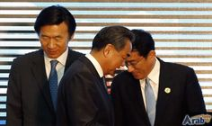 Japan, China, South Korea Foreign Ministers will…