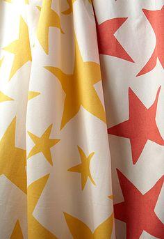 Star fabrics by Lulu DK Child