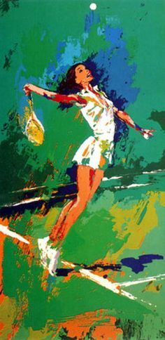 Image Result For Tennis Artwork Abstracto Tenis Lirios