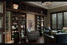 Wine wall inspiration