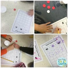 Kindergarten Math Workshop